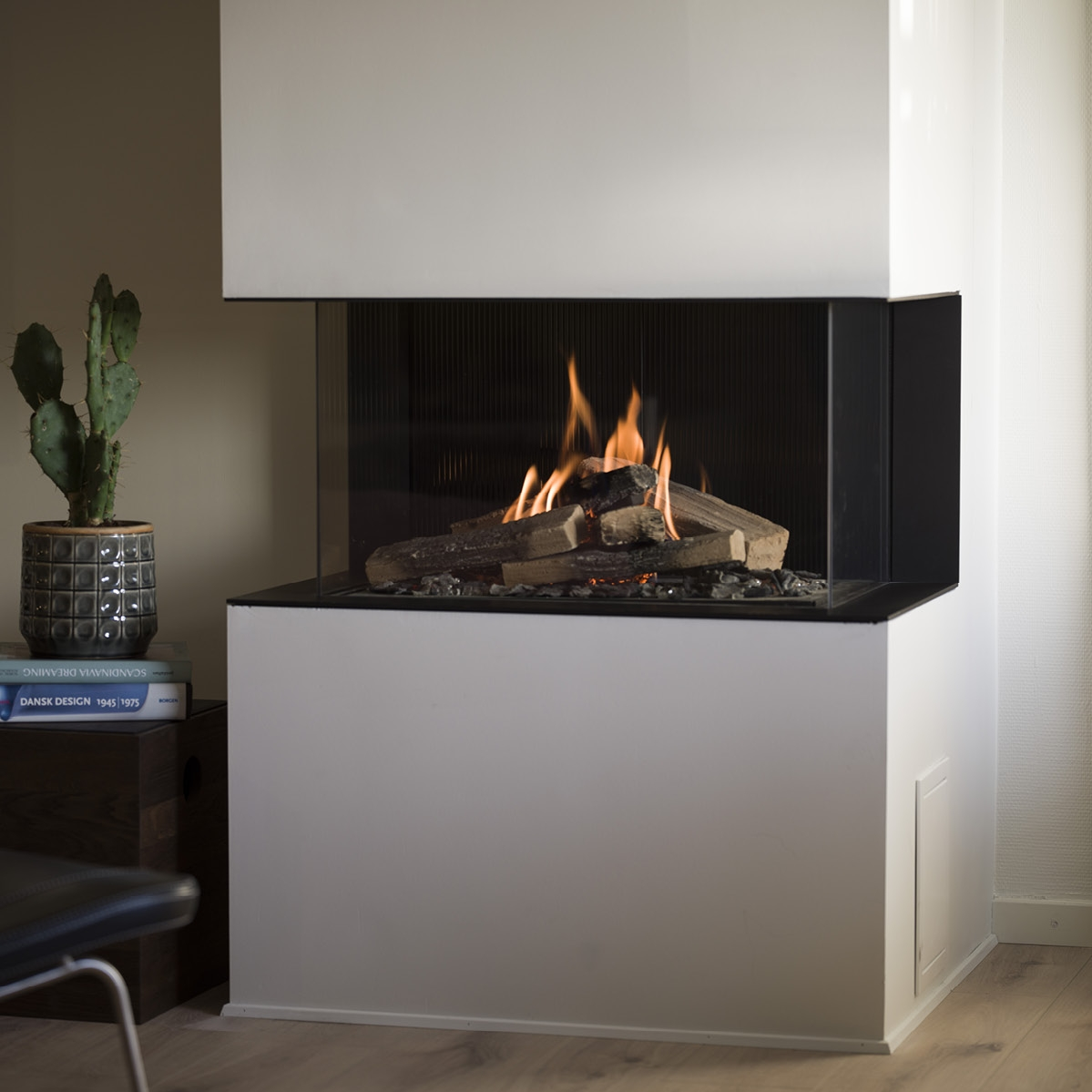 Visio 70 3S & 70 F Gas Fireplaces