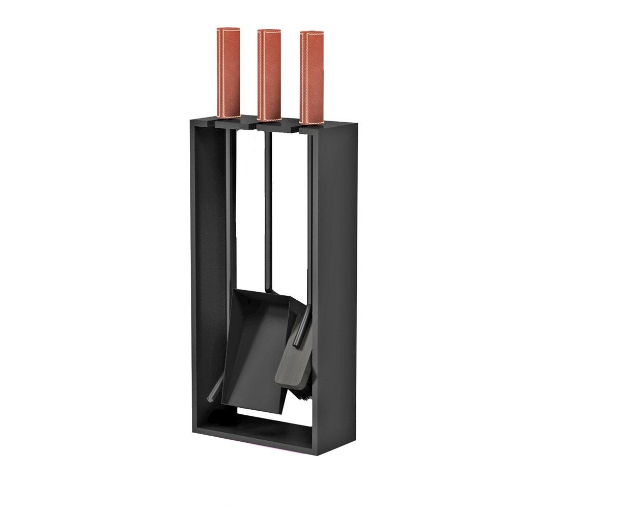 Leather handle optional